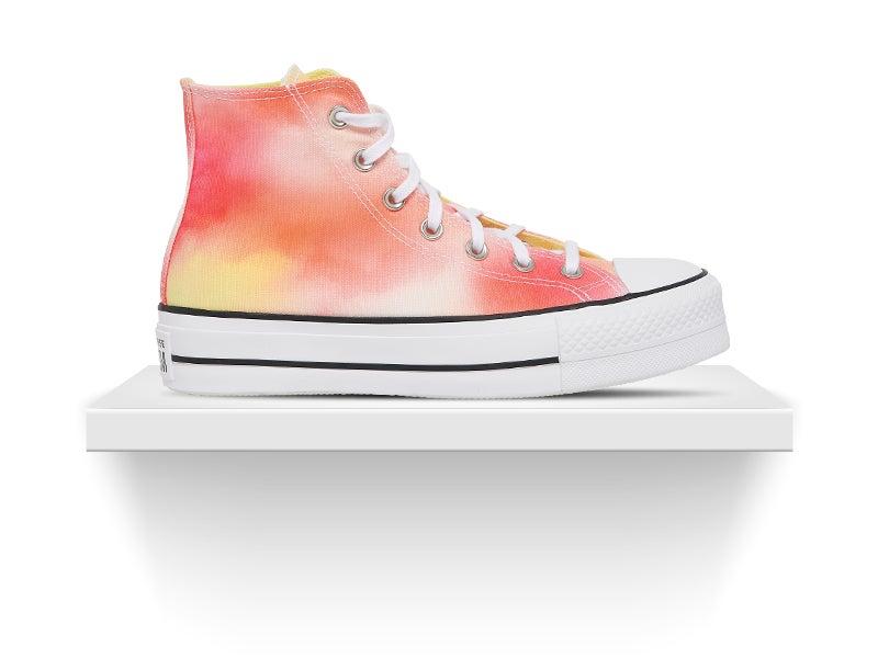 Shop the Converse All Star Platform Hi