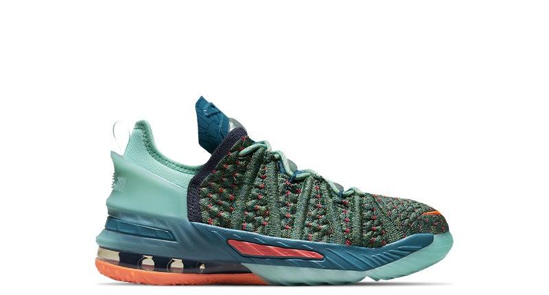 Shop Nike LeBron XVIII