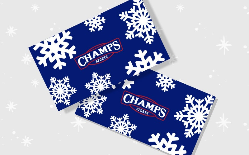 Champs Sports Gift Cards