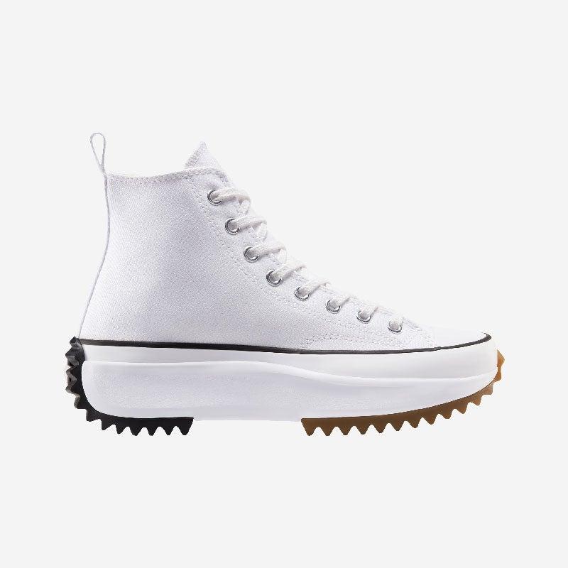 Shop the Converse Run Star Hike Hi White