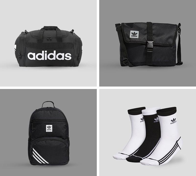 Shop adidas accessories.