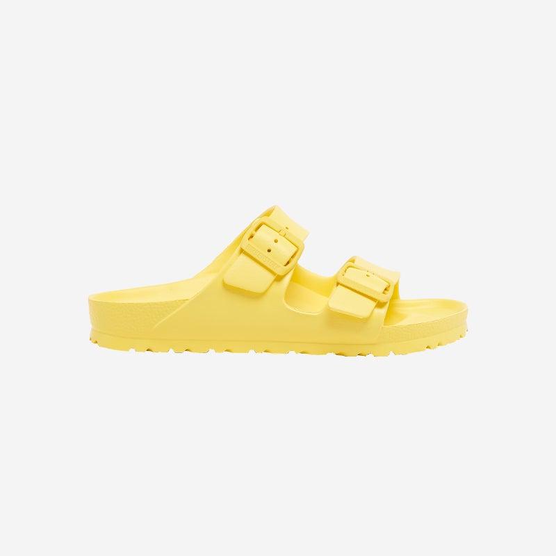 Shop the Birkenstock Arizona Eva Sandals Yellow
