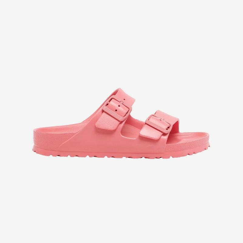 Shop The Birkenstock Arizona Eva Sandals Pink
