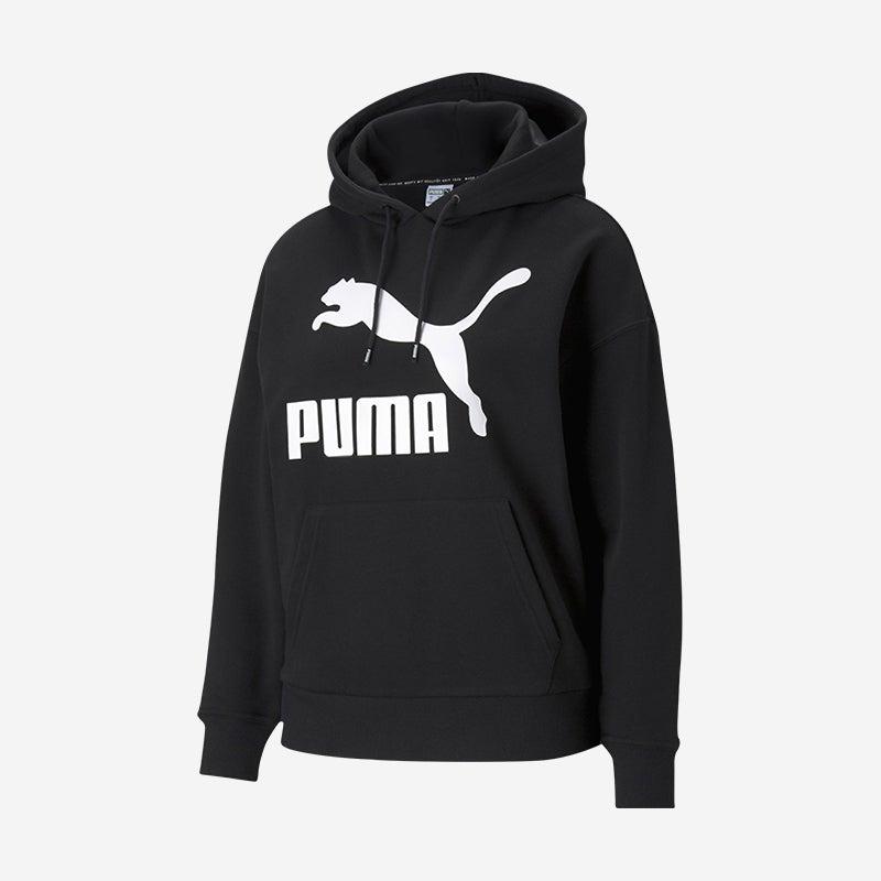 Shop PUMA Classic Logo Hoodie