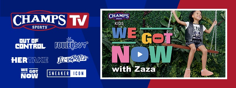 Champs Sports TV.