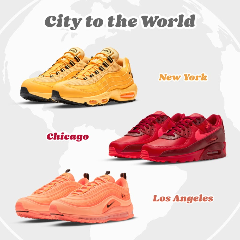 Shop Nike City Lights Collection