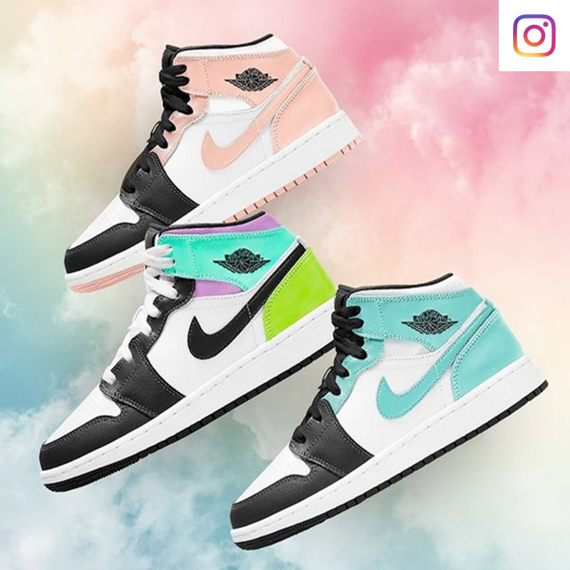Shop Air Jordan Mid