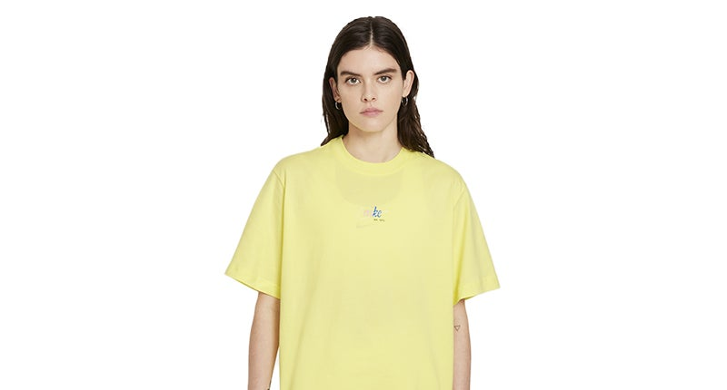 Shop Nike Charm Boxy T-Shirt
