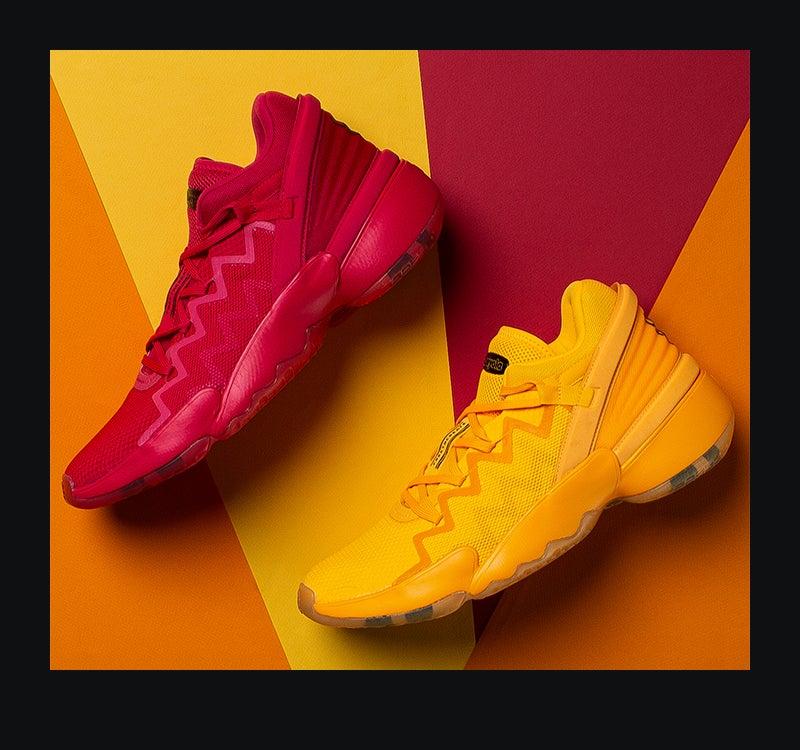 Shop adidas D.O.N. Crayola