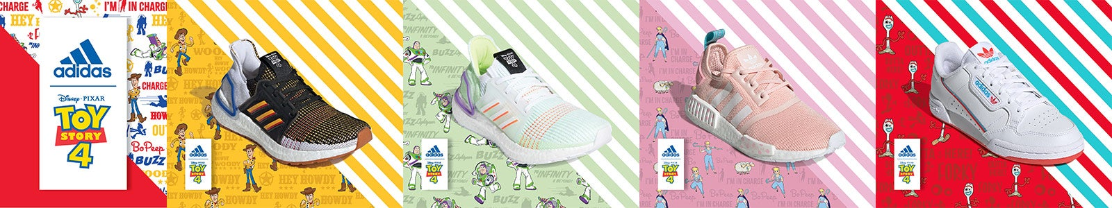 adidas Toy Story collection | Champs Sports