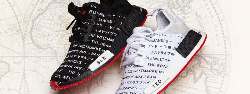 adidas Origianls Passport collection for Men & Kids.