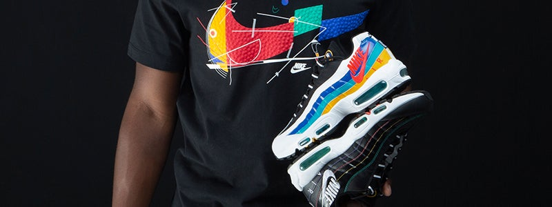 The new Nike Game Changer collection of apparel & footwear.
