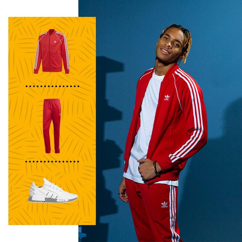Shop Men's Back To School adidas