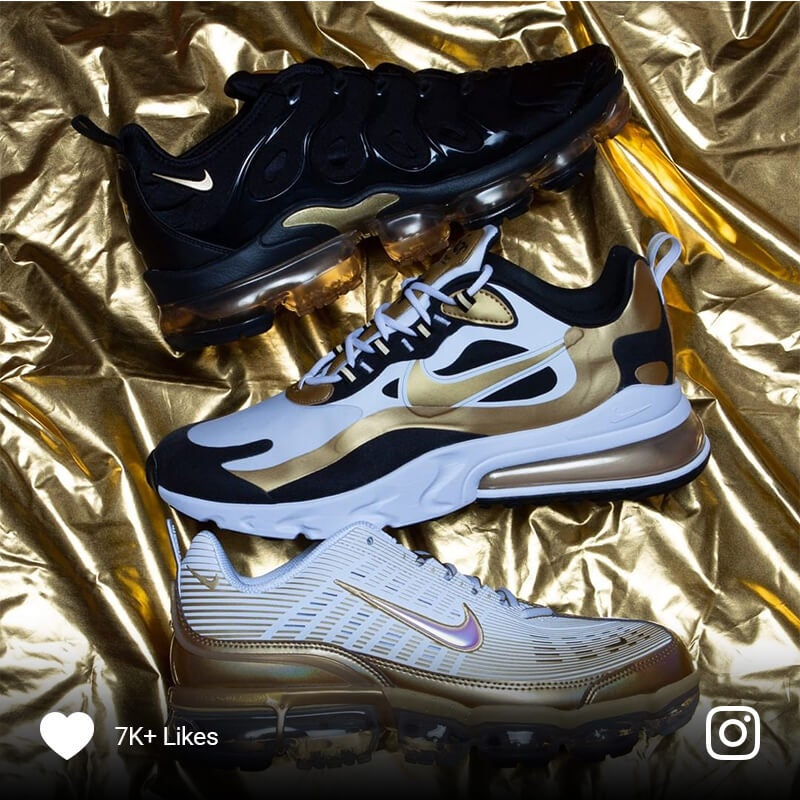 Shop the Nike Gold Collection