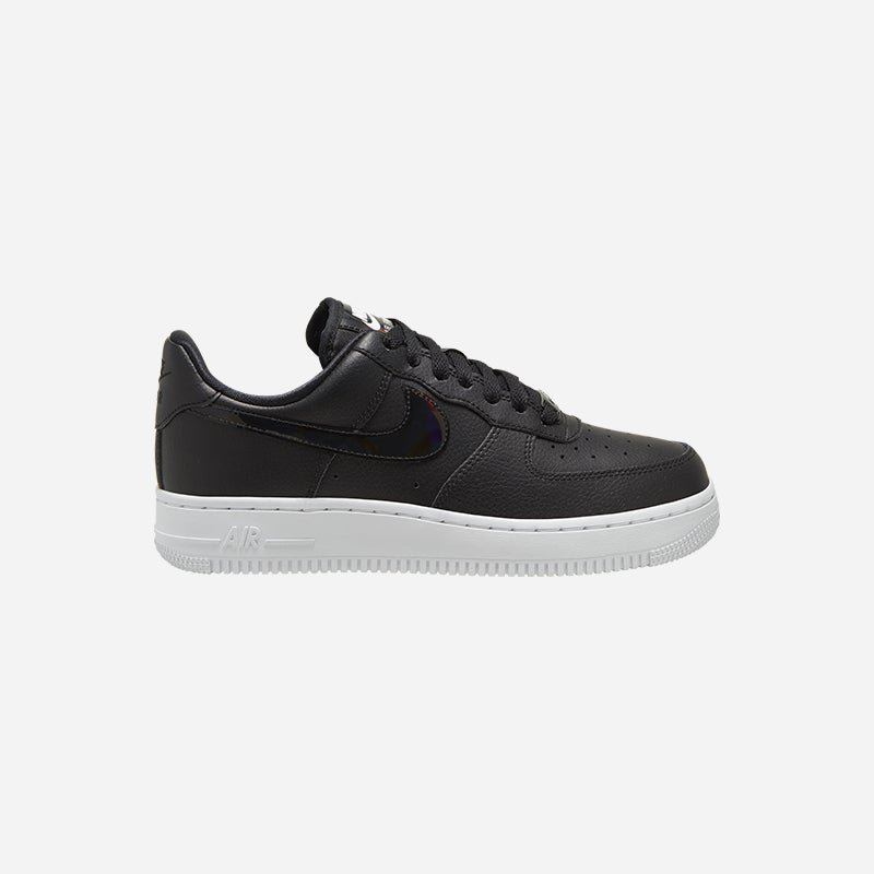 Shop the Women's Nike Air Force 1 07 LE Low in Black