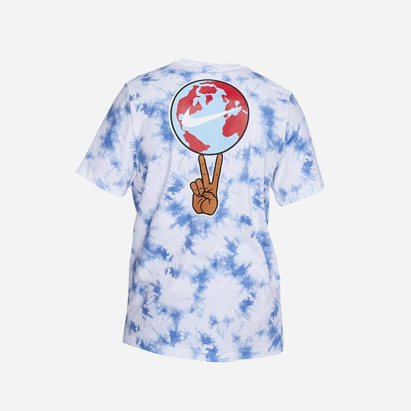 Shop the Men's Nike Americana Tie-Dye T-Shirt.