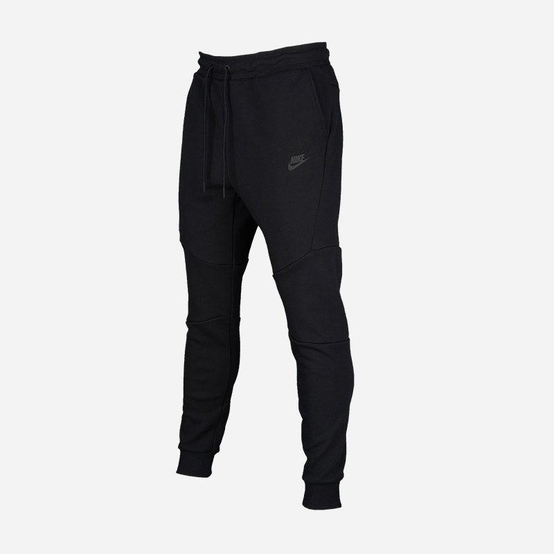 Shop the Men's Nike Tech Fleece Jogger in black.