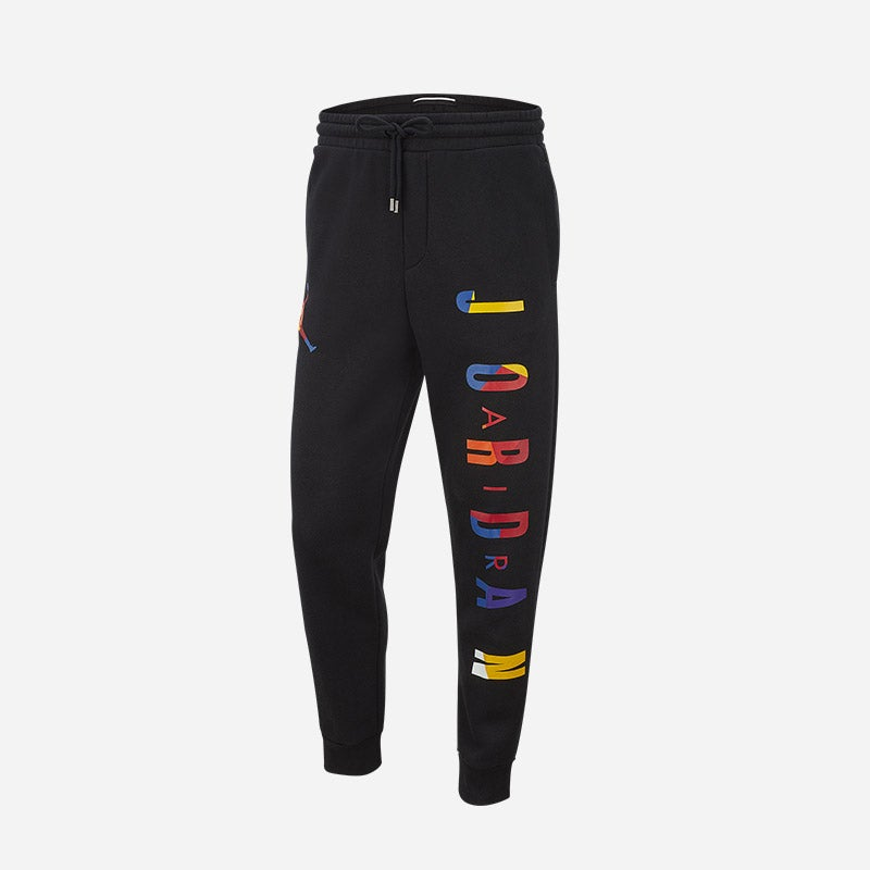 Shop the Men's Jordan Sport DNA HBR Pants in black.