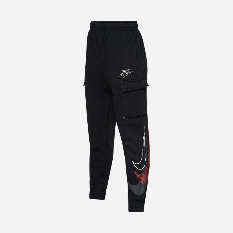 nike evolution of the swoosh hoodie black