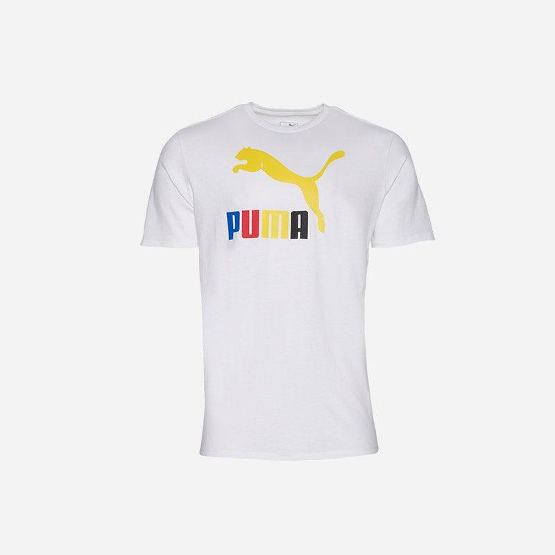Shop the Men's PUMA Archive Life T-Shirt.