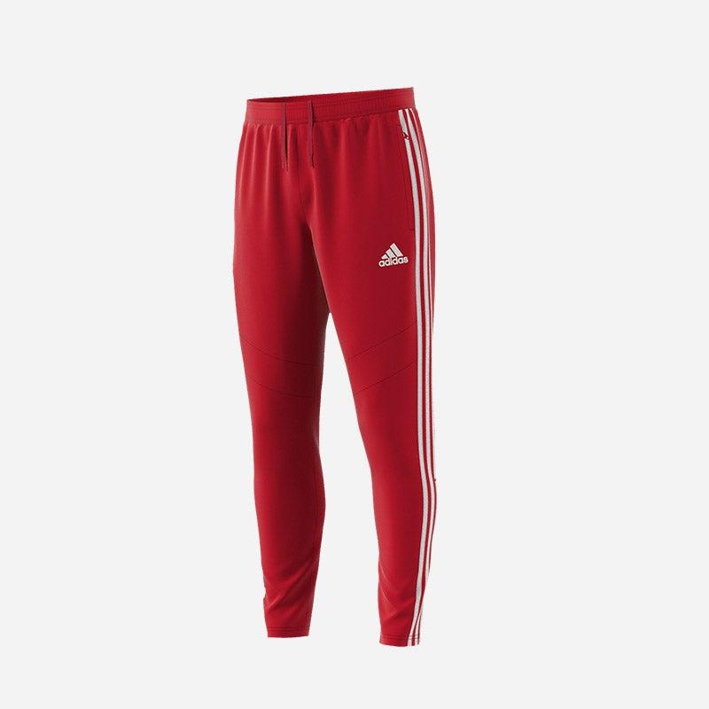 Shop the Men's adidas Tiro 19 Pants in Red/White.