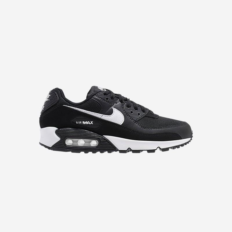 Shop the Women's Nike Air Max 90 in Black/White/Black.