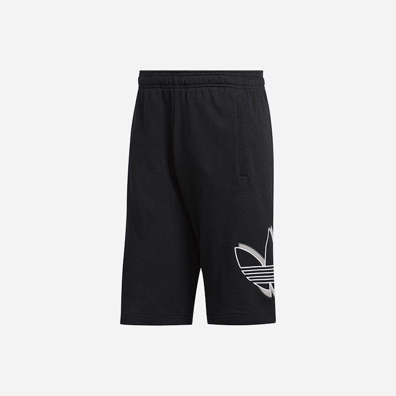 Shop the Men's adidas Originals Shadow Trefoil Shorts