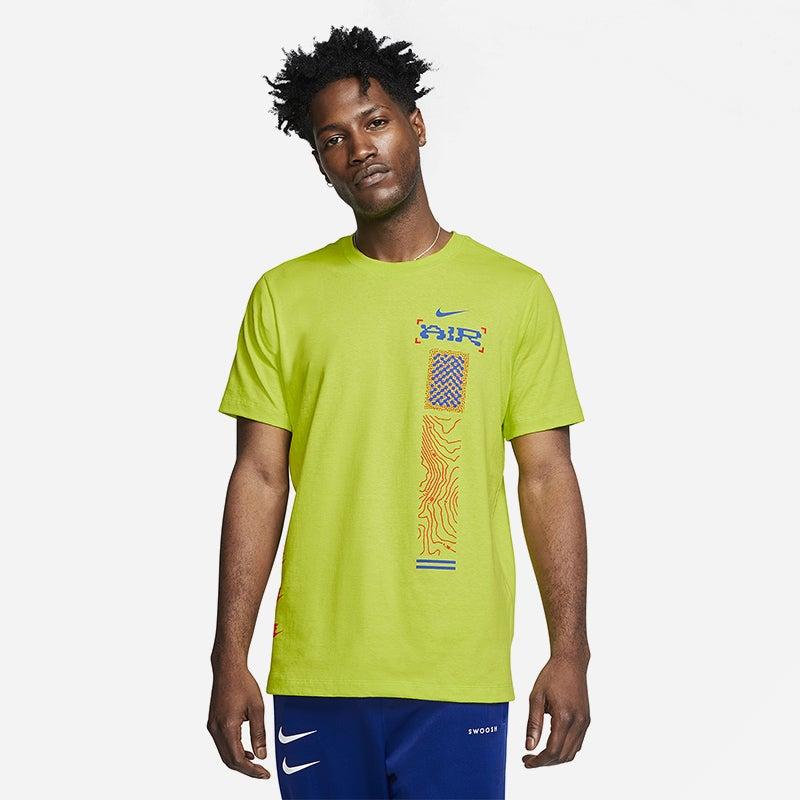 Shop the Men's Nike Catching Air T-Shirt