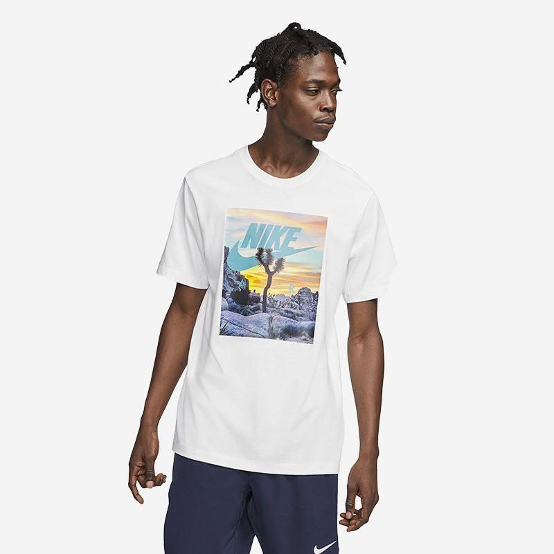 Shop the Men's Nike Festival Photo T-Shirt