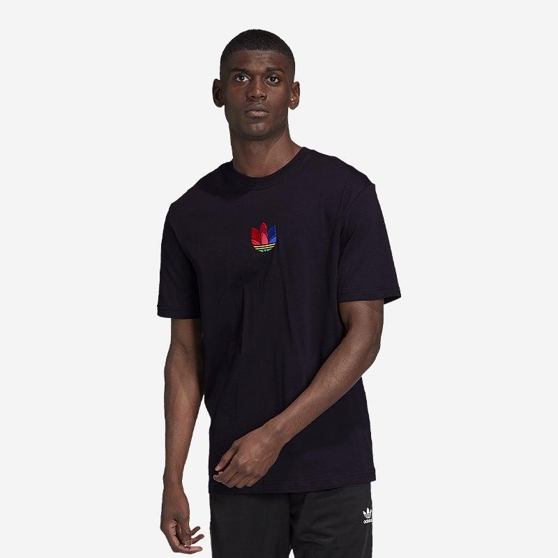 Shop Men's adidas Originals 3D Trefoil T-Shirt