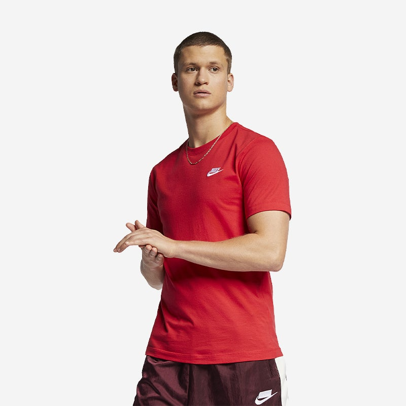 Shop the Mens' Nike Embroidered Futura T-Shirt