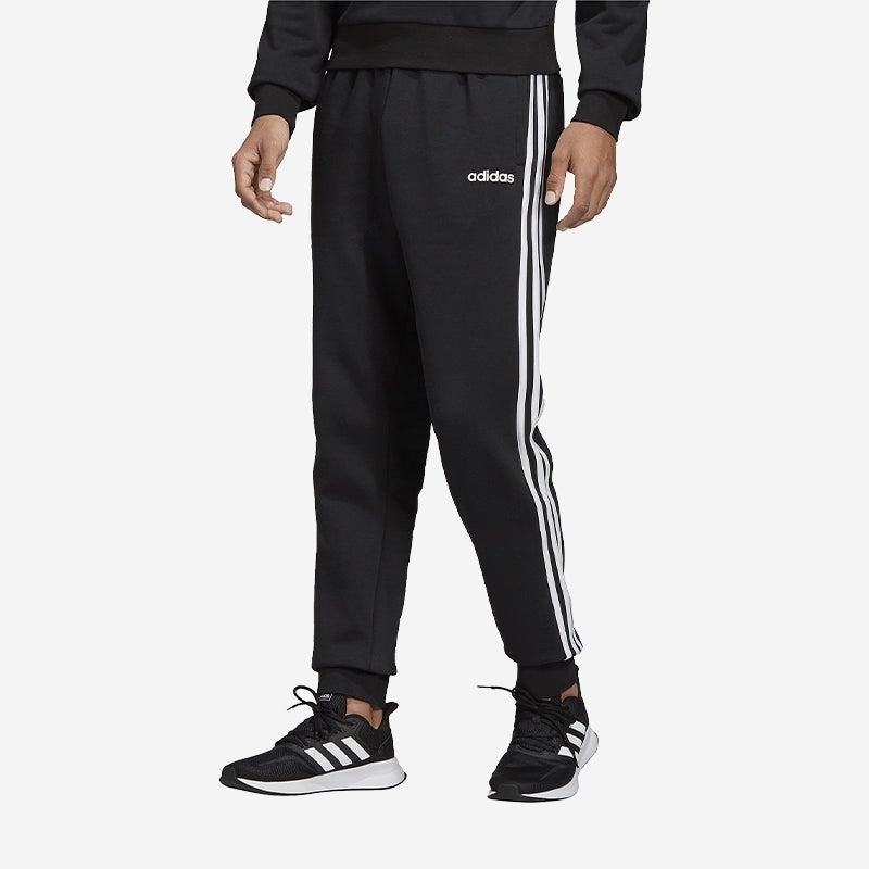 Shop the adidas Athletics Essential 3 Stripe Fleece Jogger