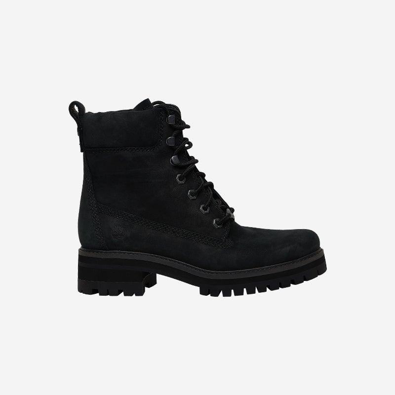 "Shop the Timberland Courmayeur Valley 6"" Boots Black"