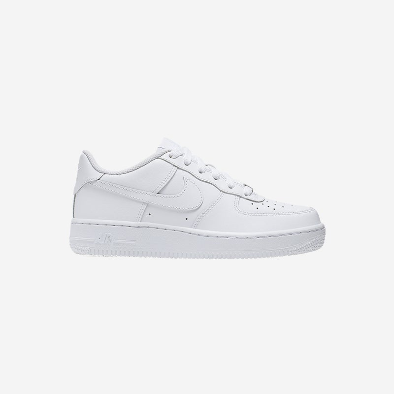 Shop the Boys Nike Air Force 1 Low White