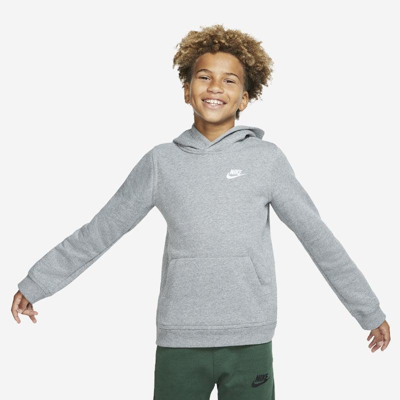 Shop Nike Club Pullover Hoodie