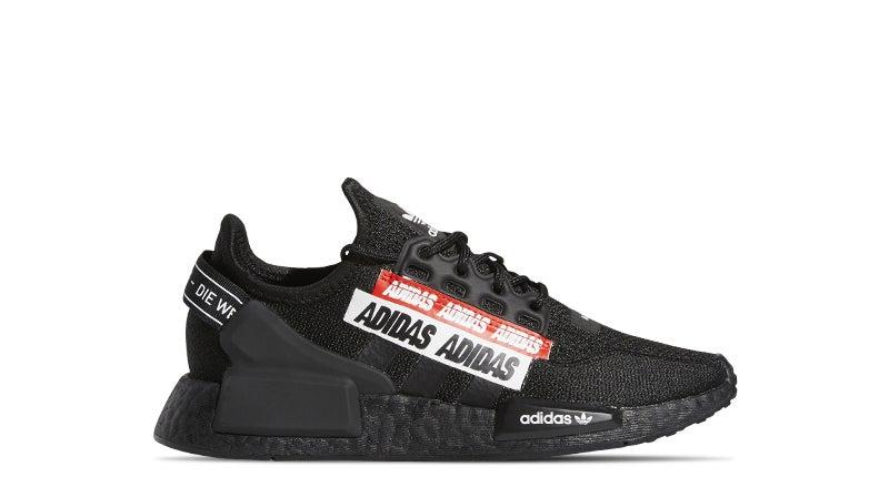 Shop the Boys' adidas Originals NMD R1 V2
