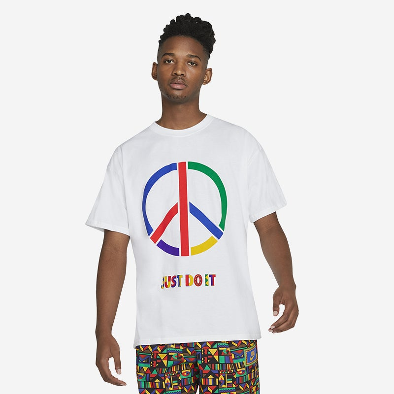 Shop the Mens Nike Gel Playground T-Shirt