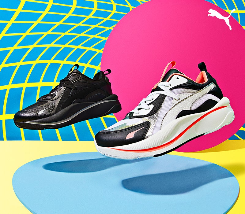 Shop The PUMA RS-CURVE Collection