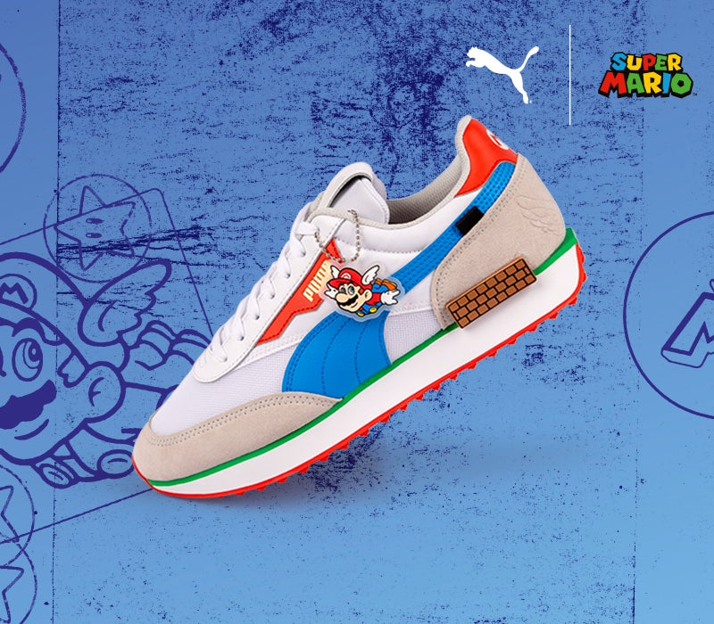 Shop the PUMA Super Mario X