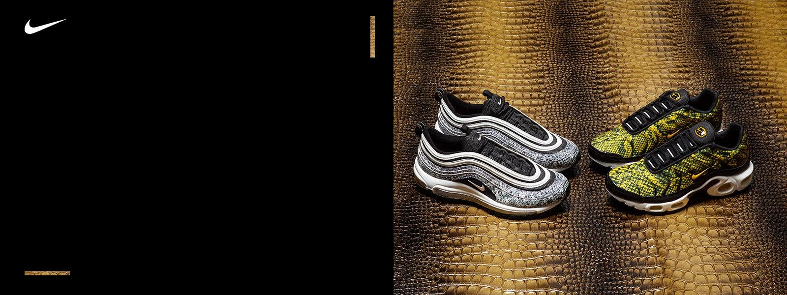 Shop the Women's Nike Python footwear & apparel.