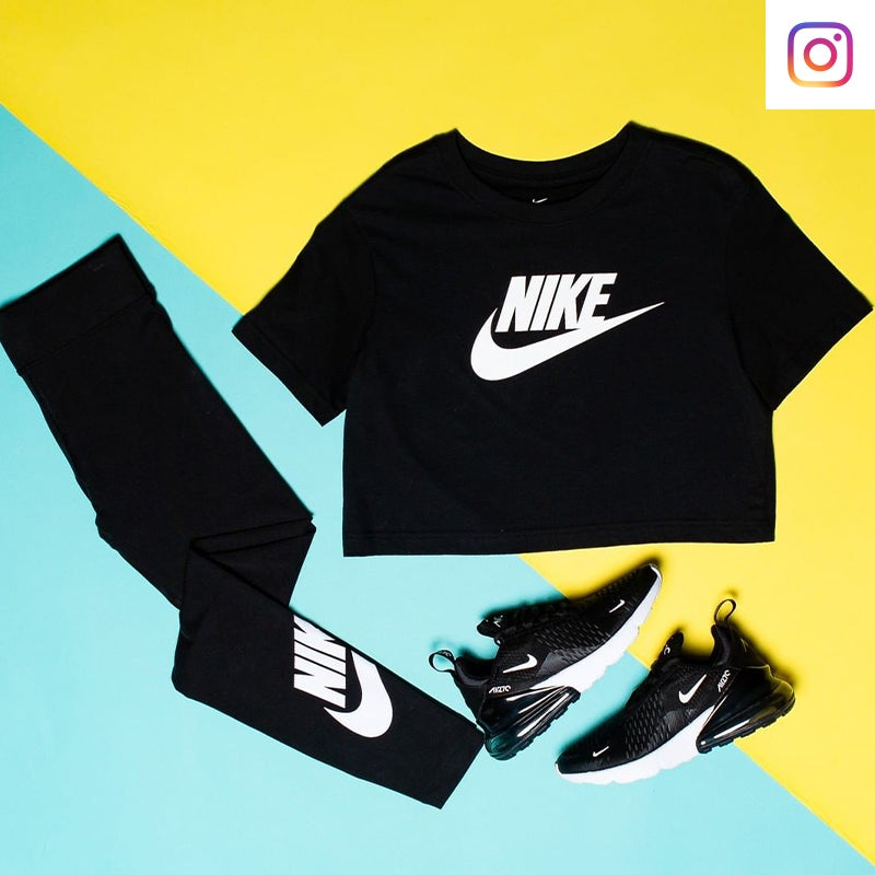 Shop The Women's Nike AirMax and Essentials