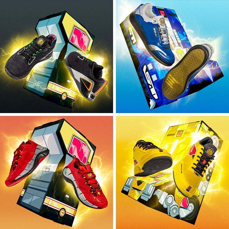 Shop Reebok 'Power Ranger'