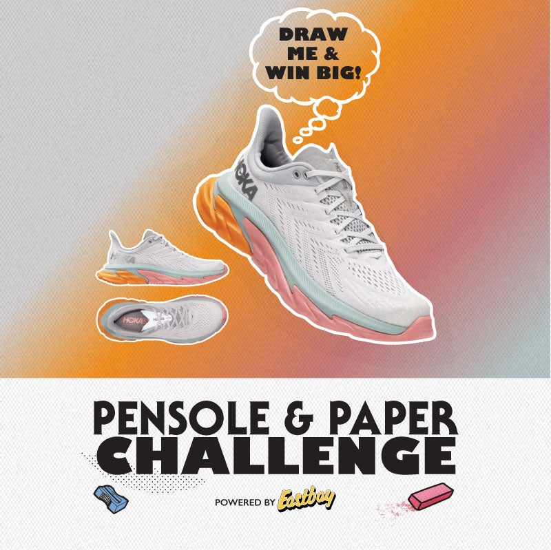 Draw me and win big! Pensole and Paper Challenge