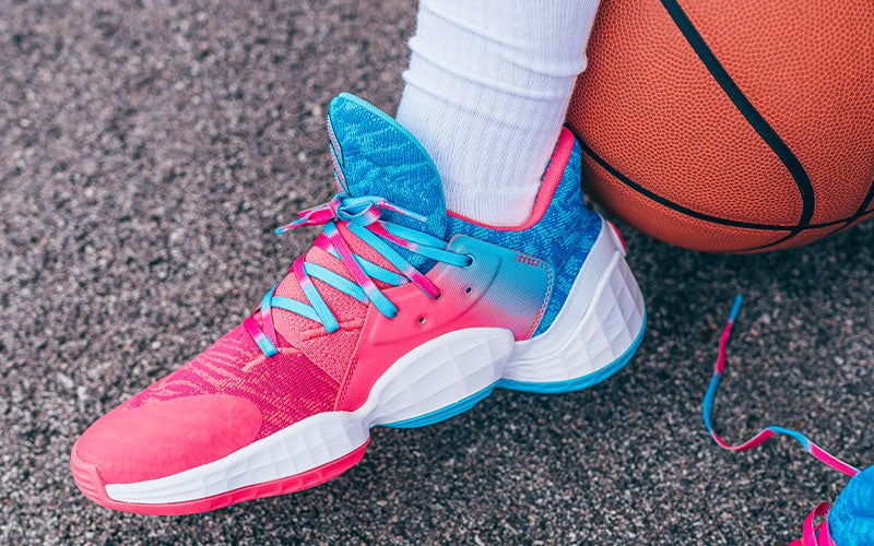 Harden 4 support and cushioning