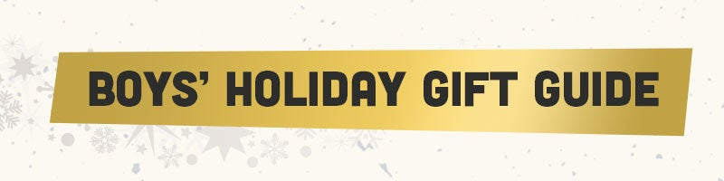 Boy's Holiday Gift Guide