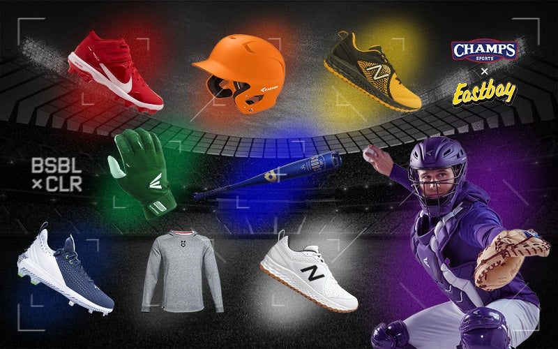 Shop the Eastbay Baseball by Color Collection