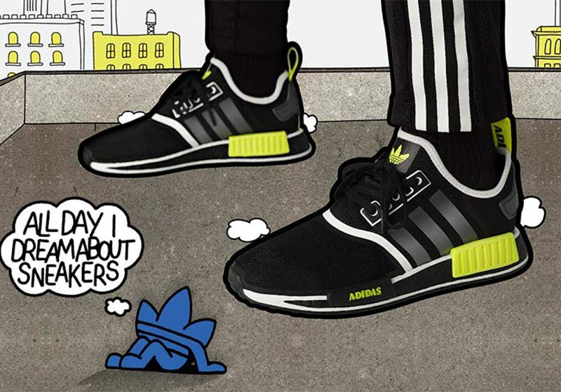 Shop the adidas All Day I Dream About Sneakers Collection