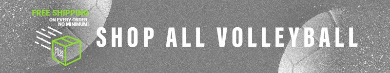 Shop All Volleyball, Free Shipping on every order no minimum