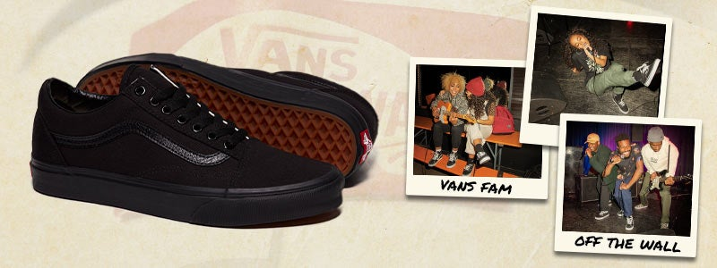 Signature Style, Off The Wall, Vans Fam, Riding The Wave