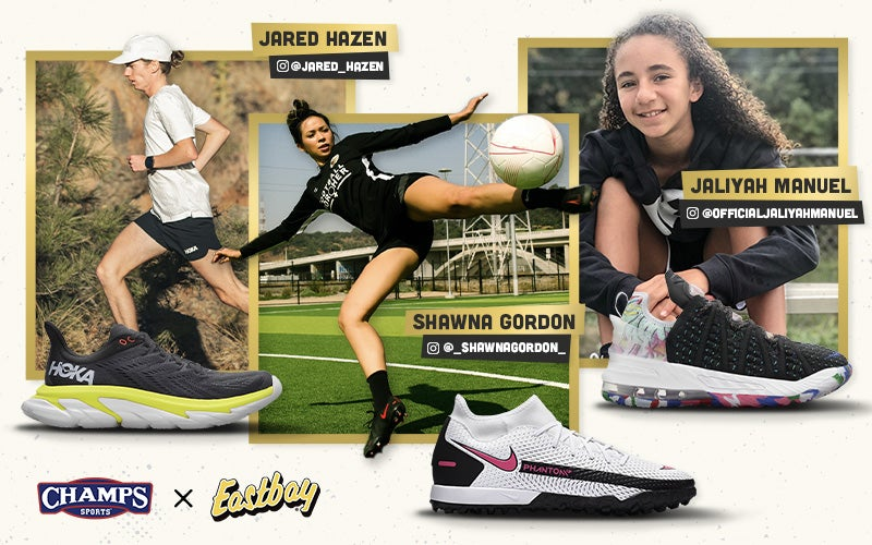 Shop the Eastbay Holiday Gift Guide